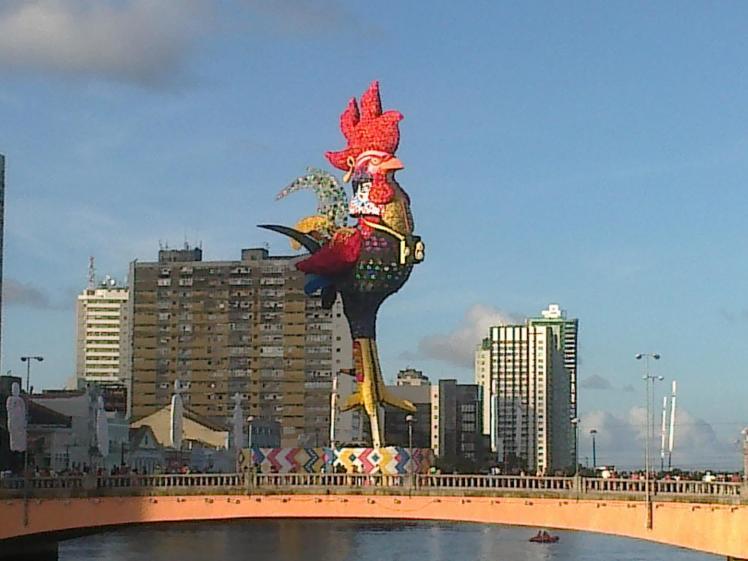 Ele reina absoluto no Sábado de Zé Pereira - Foto caputra no FB/Cajá Freire, via Nadja Falcone
