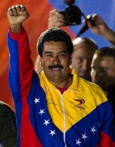 """Nicolás Maduro é o novo presidente, e não se opõe à """"recontagem cidadã"""" - Foto: Página 12"""