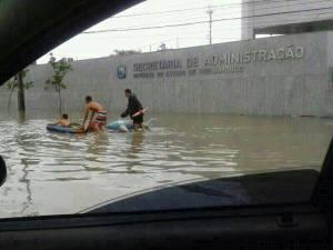 Antônio de Goes, no Pina, caminho da cidade - JC Trânsito