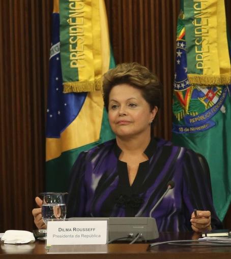 A presidenta Dilma Roussef - Foto: Fábio Rodrigues Pozzebom/ABr