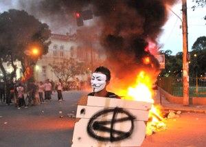 7 Protesto Passe Livre dos Estudantes do Recife PE 21 08 13