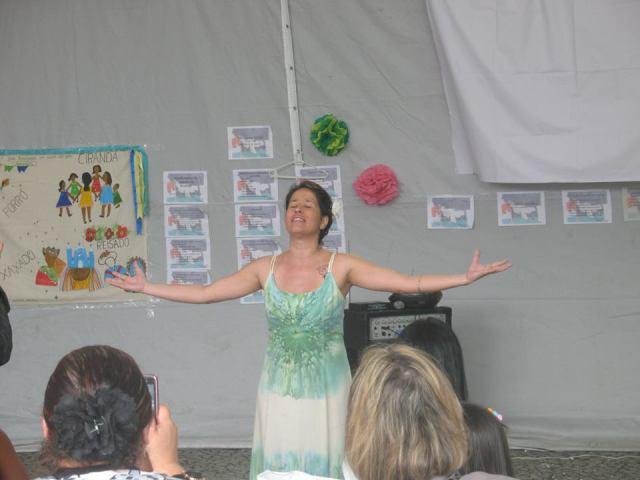 Márcia Maracajá e seu Desapego do Bolo e do Vestido de Noiva, no Flist em Garanhuns