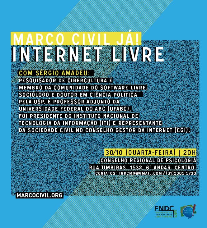 Marco civil debate