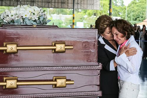 Candidata a foto do ano: a presidenta Dilma Roussef e a ex-primeira dama do Brasil, Maria Tereza: Jango no Planalto 59 anos depois... - Fotos: Roberto Stuckert Flho/PR