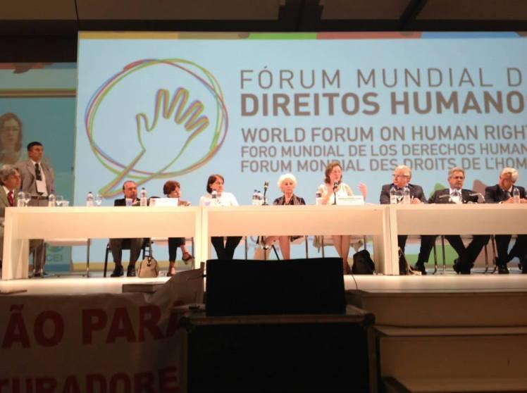 O direito à memória e à verdade em debate no FMDH - Foto: AgBr