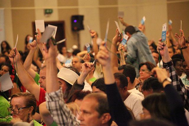 Plenária final da III Conferência Nacional de Cultura - Foto: Minc