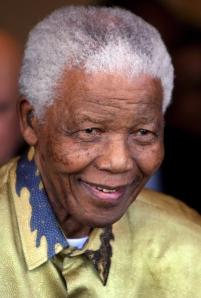 Nelson Mandela é luz que não se apaga - Foto: Jon Hrusa/Agência Lusa-ABr