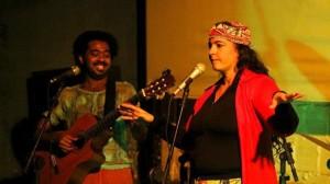 Grupo Mexidinho abre o Mostrape, junto com a escritora Ana Paula - Foto: divulgação