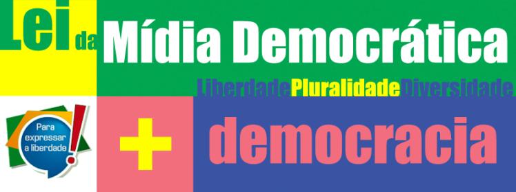 lei da mídia democratica