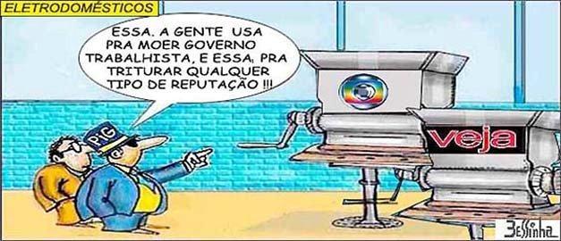 Charge capturada em conversaafiada.com.br
