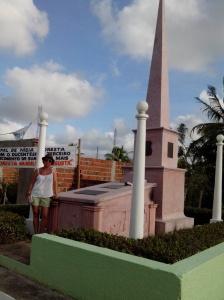 O monumento-túmulo