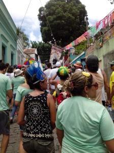 Bloco Urso Pé de Cana em Olinda - SE