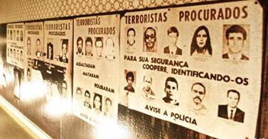 """Ativistas políticos foram caçados como terroristas, capturados, torturados, exilados ou """"desaparecidos"""""""