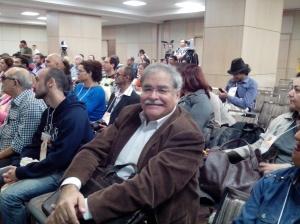Venício Lima é autor de diversos livros sobre o direito à comunicação - Foto: SE
