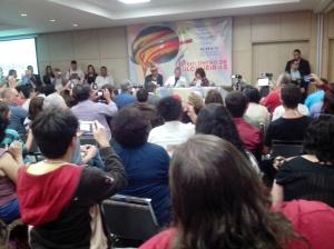 Lula: fala de uma hora e meia e diversidade de temas dificultam a edição - Fotos: SE