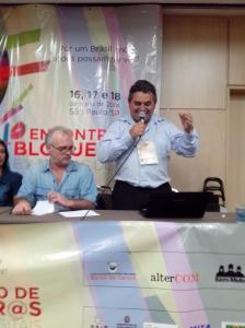 O poeta e blogueiro, Zé do Legnas, de Petencostes/CE