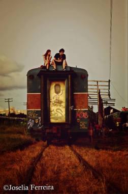 #OcupeEstelita2_arte no trem_JOSilva