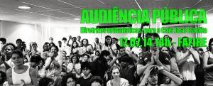 Audiencia publica Fafire