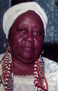 Mãe Biu de Xambá é estrela há 21 anos - Foto capturada em Nação  Xambá.com