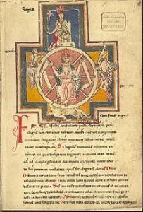 Um dos manuscritos do Cotex Latinus Masnuscritus - Imagem capturada na Wikipédia