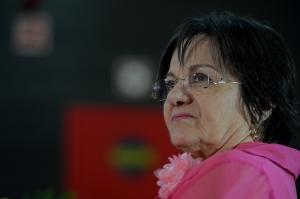 """Maria da Penha: """"Quando a violência acaba, a vida recomeça"""" - Foto capturada em Memória EBC"""