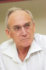Bernardo Kucinsky, escritor, jornalista, cientista político e professor de Comunicação - Foto capturada na Rede Brasil Atual