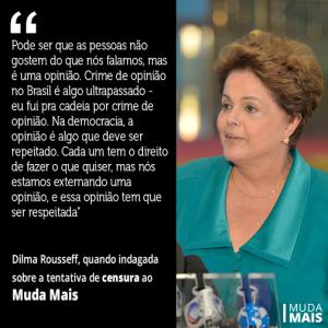 Dilma13MudaMais