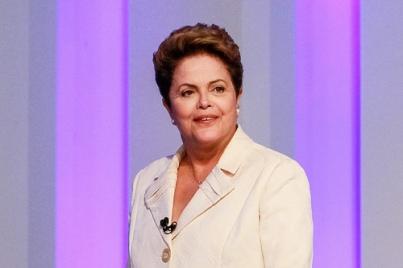 Dilma vestiu champagne para o debate na Globo - Foto: Ichiro Guerra/Dilma 13/Fotos Públicas