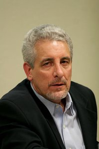 Henrique Pizzolato, em foto anterior ao julgamento do STF -  Foto capturada na Internet