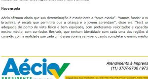 release aecio b