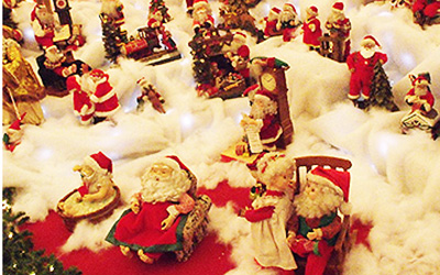 O sonho natalino se repete pelo segundo ano consecutivo. Ano passado o subsídio foi de R$ 150 mil
