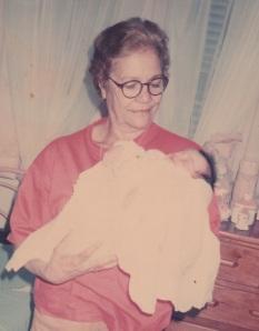 Mamãe com Babih - 1993