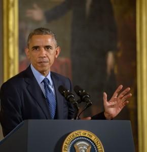 Barack Obama: medida inteligente - Fpoto: Bill Ingalls/Nassa/Fotos Públicas