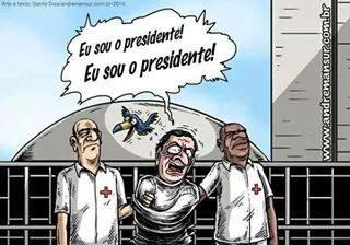 Eu sou presidente_n