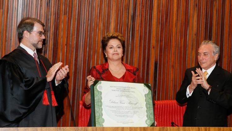 Solenidade de diplomação da presidenta Dilma Roussef, reeleita - Foto: Roberto Stuckert Filho/PR/Fotos Públicas
