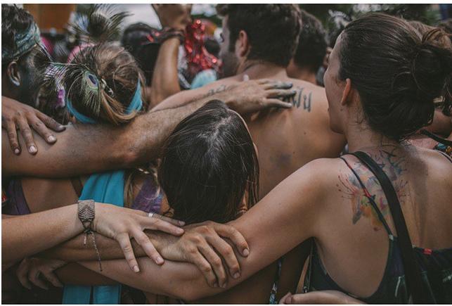 Alegria, energia boa e engajamento social no Carnaval de Beagá - Foto: Ismael dos Anjos