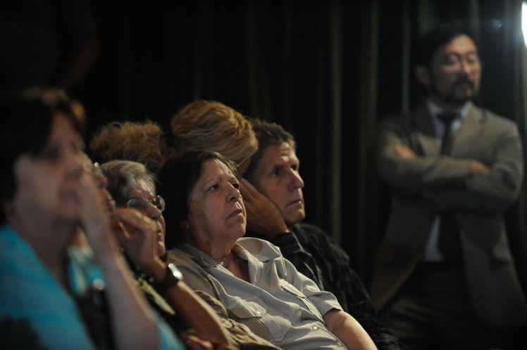 Etiene na audiência da Comissão da Verdade sobre a Casa da Morte, no Arquivo Nacional, no Rio, em 25 março de 2014 - Foto: Tânia Rêgo/Agência Brasil/Fotos Públicas