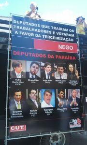 deputados da Paraíba