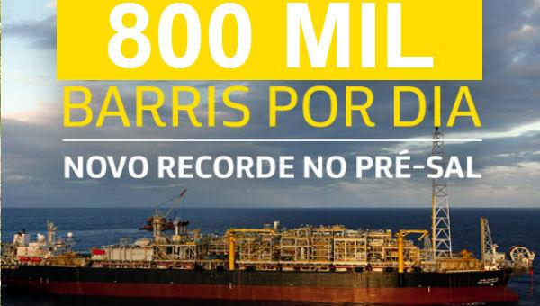 800mil barris