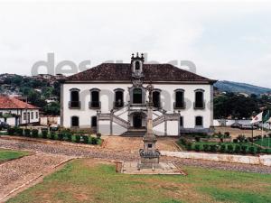 Câmara Municipal de Mariana, antiga cadeia pública - Foto: Sérgio Freitas/Senac