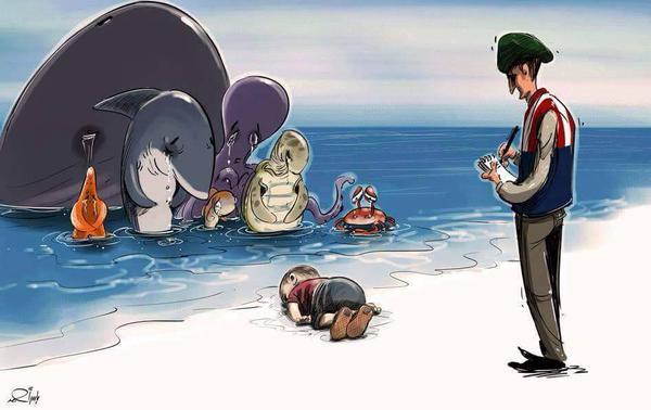 Imagens capturadas no Buzzfeed.com, via Twitter/Adsump