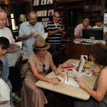 Encontro com Clara Arreguy: lançamento do Catraca Inoperante em BH, 2011