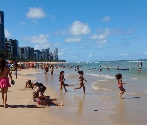 Meninas na praia - Fotos: SEsteliam/ set 2015