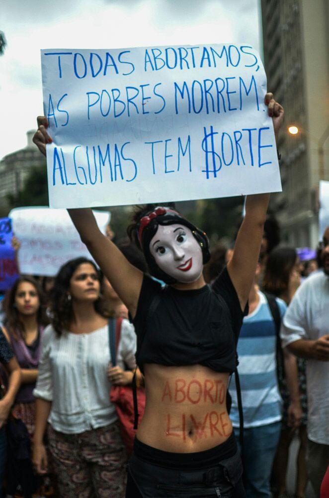 Mulheres contra Conha RH