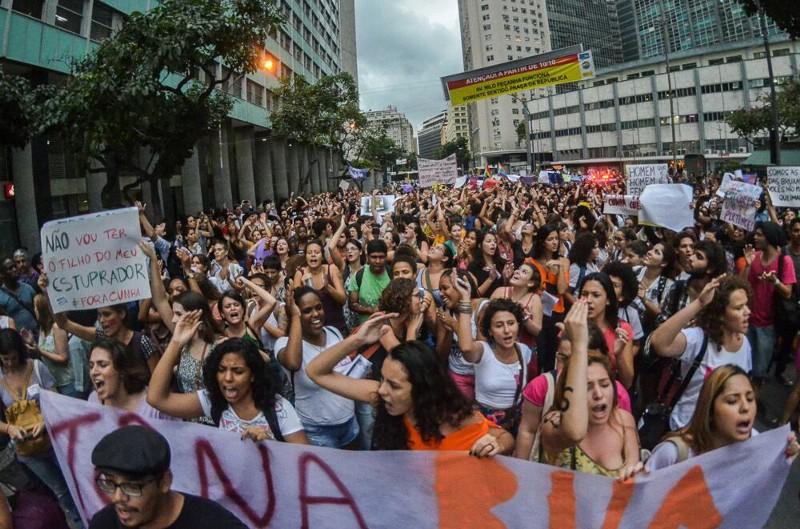 Mulheres contra Cunha