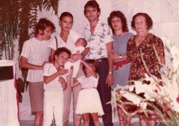 Batizado do Coninho-1982