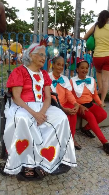 A Dama de Copas não perde um Carnaval - Fotos: SEsteliam, Thiago Alexandre e Daniel Filgueira