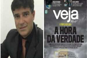 O promotor Cássio Conserino é o condutor dos aloprados do MP-SP - Imagem capturada no Conversa Afiada