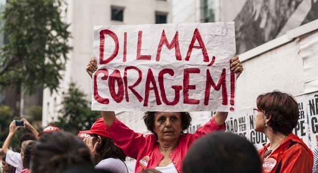 """O golpe será barrado pela """"avalanche popular e democrática"""" na definição de Jeferson Miola, em Carta Maior. Foi lá que capturei esta foto"""