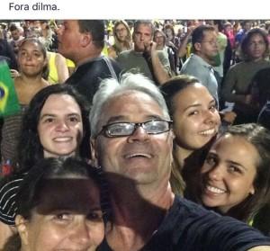 O juiz Catta Preta tem lado - Foto: reprodução FB